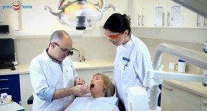 השתלות שיניים במרפאה ברמת גן
