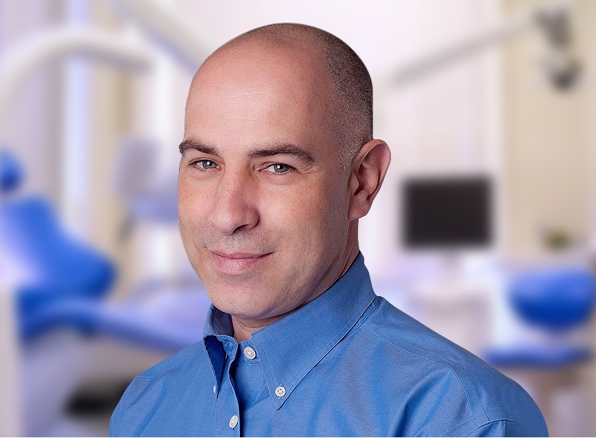 """ד""""ר אבירם מראפת טיפול בחיוך"""