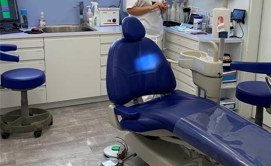 מרפאות 'טיפול בחיוך